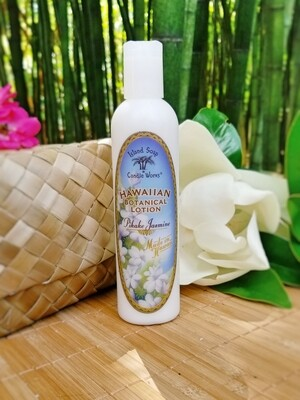Pikake Jasmine Botanical Lotion