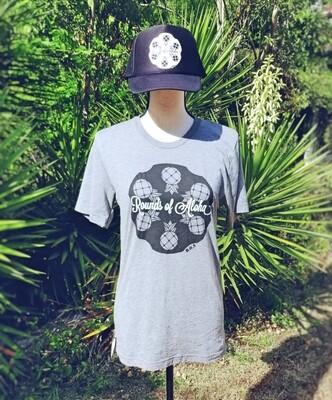 R.O.A. Unisex T-Shirt, Grey Triblend