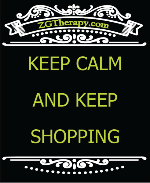 ZG Therapy - Online Store