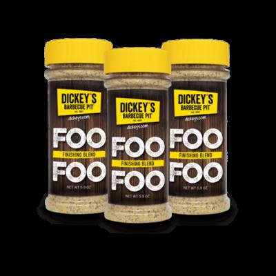 Dickey's Foo Foo Powder 3-Pack