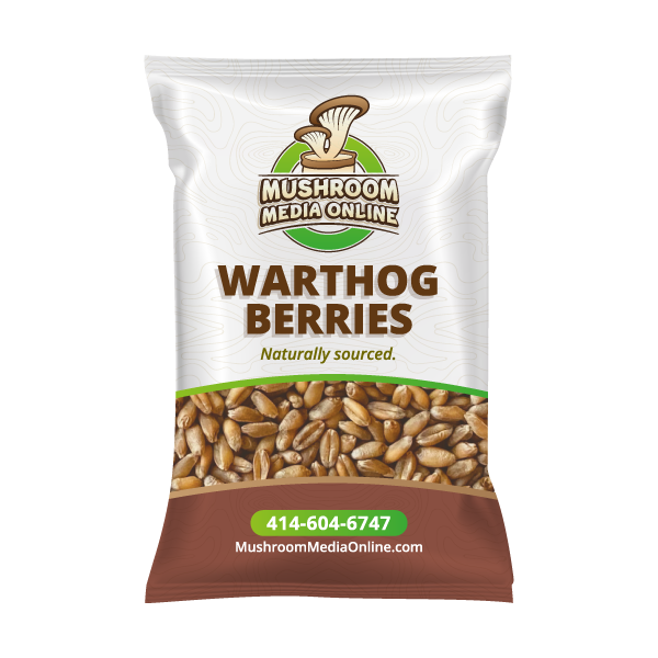 Non-GMO  Warthog Wheat Berries