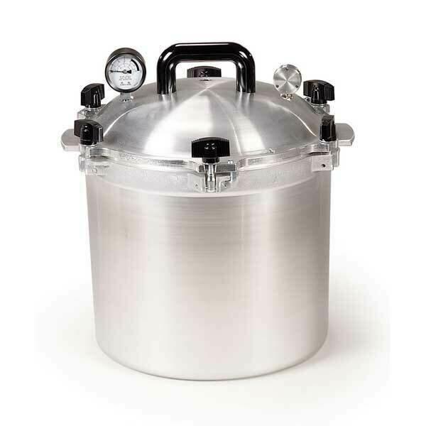 All American 921 21 Quart Pressure Cooker