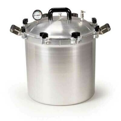 All American 41 Quart Stovetop Sterilizer