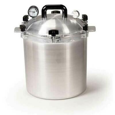 All American 925 25 Quart Pressure Cooker