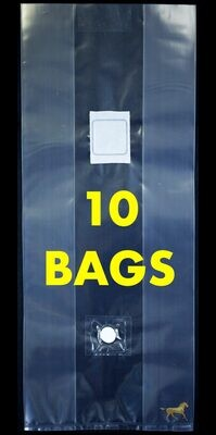 Unicorn Bag Type 4T with Injection Port - 10 Count