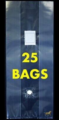 Unicorn Bag Type 4T with Injection Port - 25 Count