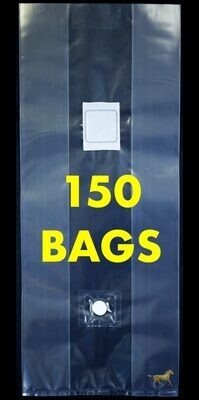 Unicorn Bag Type 4T with Injection Port- 150 Count