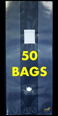 Unicorn Bag Type 3T with Injection Port- 50 Count