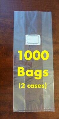 Unicorn Bag Type XLS-B - 1000 Count (2 cases)