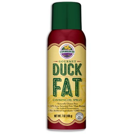 duck fat spray