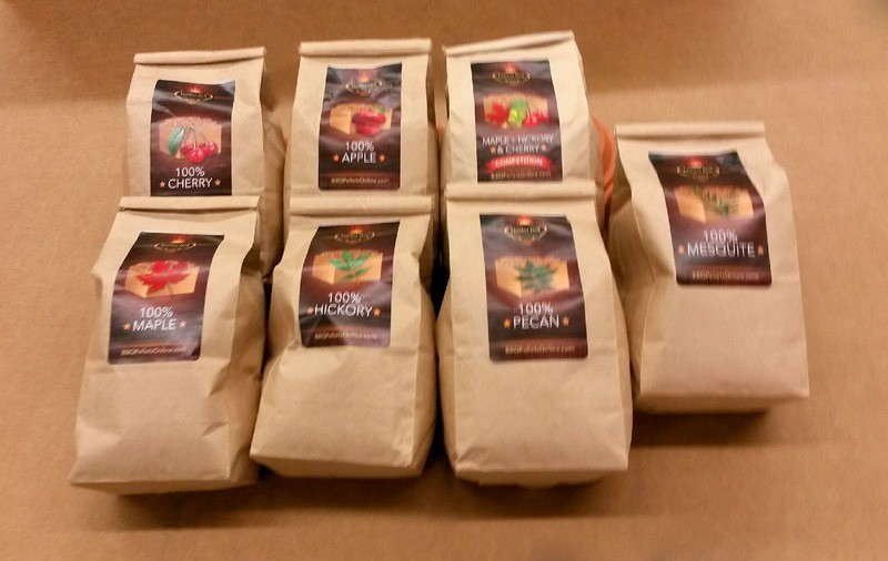 Lumber Jack 1 Pound Variety Pack (7 varieties) - Free Shipping