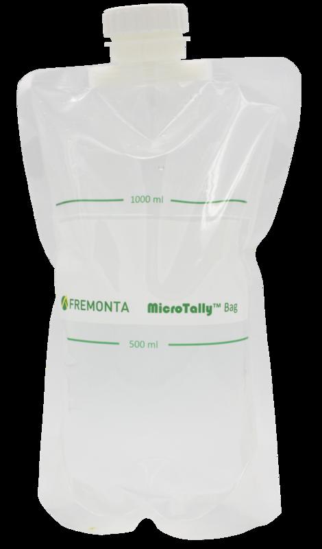 1L MicroTally Liquid Bag