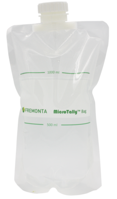 1L MicroTally Liquid Bag