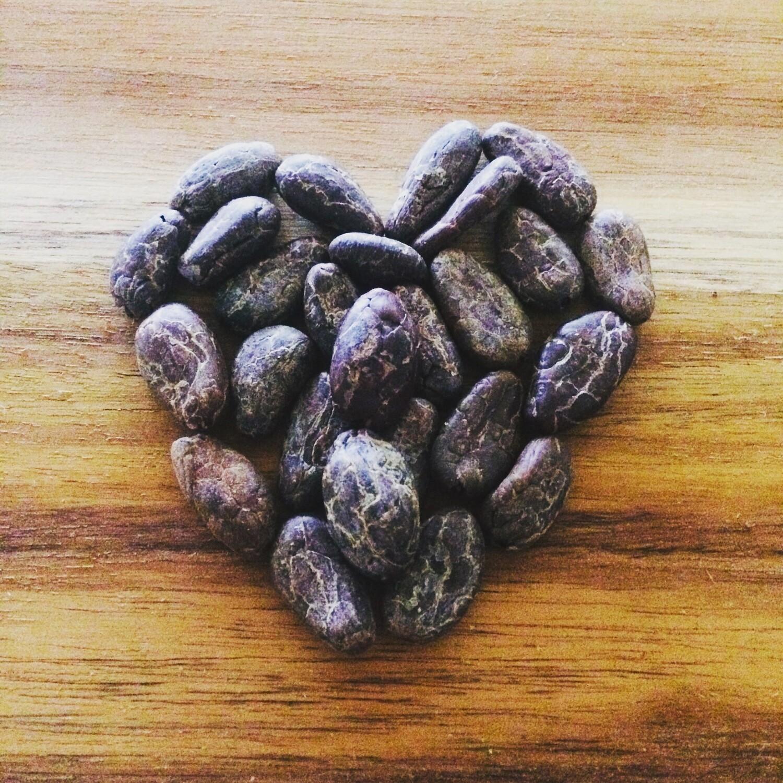 Keith's Cacao Beans - 100% Pure Ceremonial Grade 16oz (454g)