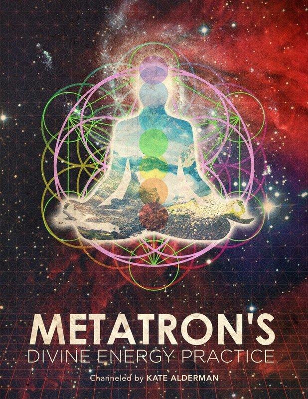 Metatron's Divine Energy Practice - ebook