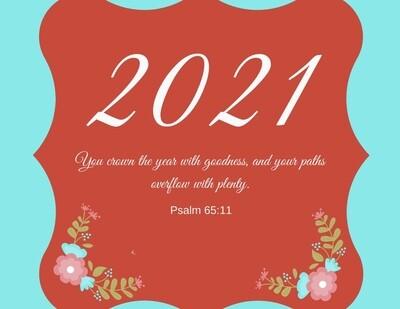 The LIFE180 2021 Calendar