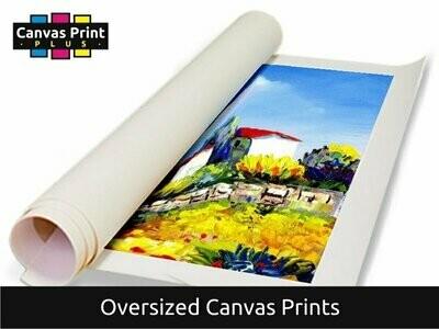 Artist Canvas Roll Oversized | U-Stretch