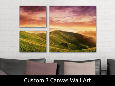 Landscapes Canvas Gallery Wrap