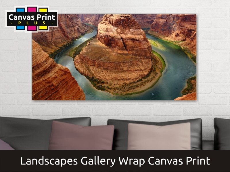 Landscapes Canvas Gallery Wrap