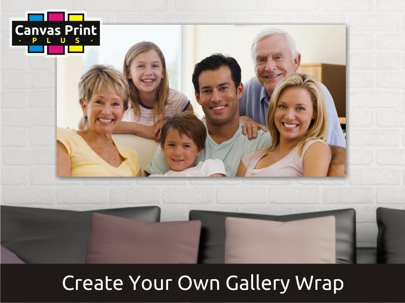 Thick Canvas Gallery Wrap