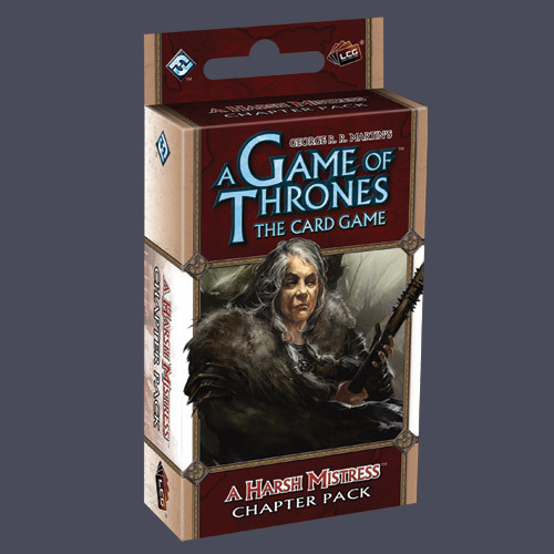 A Game of Thrones: A Harsh Mistress Chapter Pack