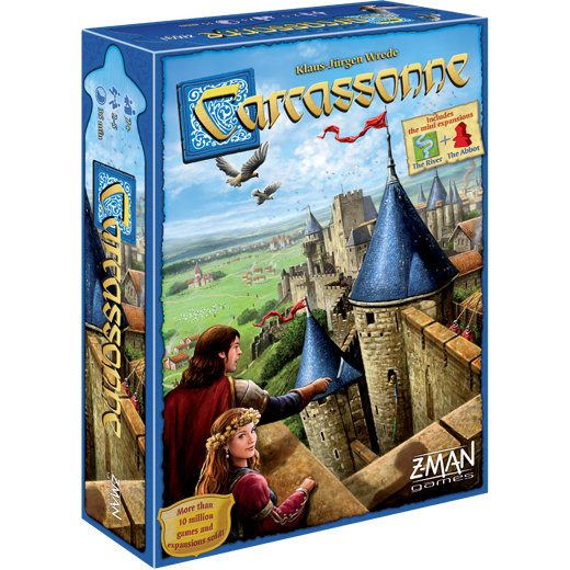 Carcassonne (Base Game)