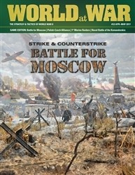 World at War: Strike & Counterstrike - Battle for Moscow (Solitaire)
