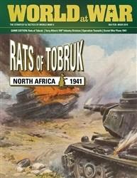 World at War: Rats of Tobruk - North Africa, 1941