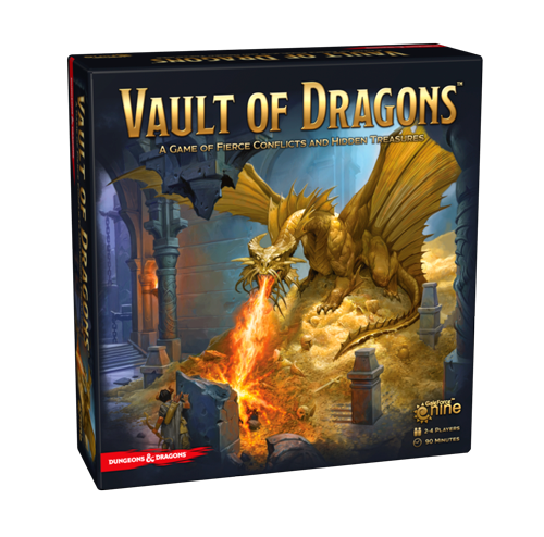 Dungeons & Dragons: Vault of Dragons Board Game