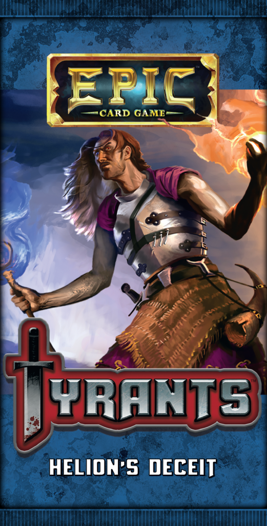 Epic Card Game: Tyrants Expansion Pack - Helion's Deceit