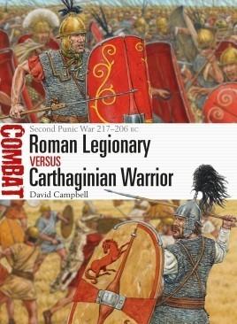 Combat: Roman Legionary vs Carthaginian Warrior - Second Punic War, 217-206 BC