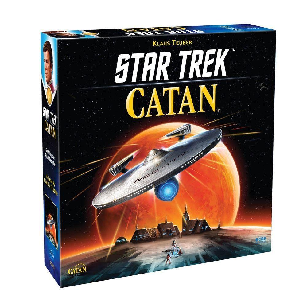 Star Trek: Catan (2nd Edition)