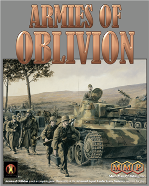 Advanced Squad Leader, Module Twelve: Armies of Oblivion (2018 Reprint)