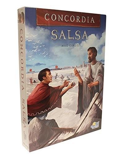 Concordia: Salsa Expansion
