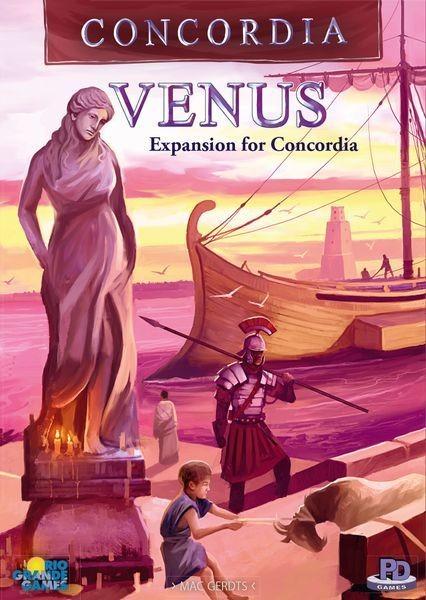 Concordia: Venus Expansion