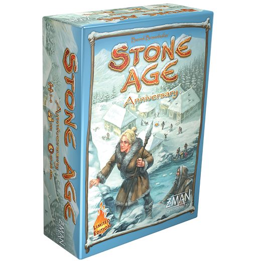 Stone Age Anniversary, Limited Edition