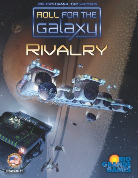 Roll for the Galaxy: Rivalry (Expansion #2)