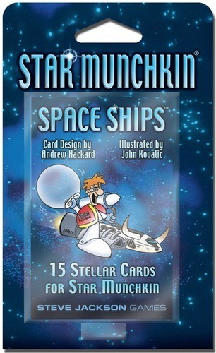 Star Munchkin: Space Ships Booster Pack
