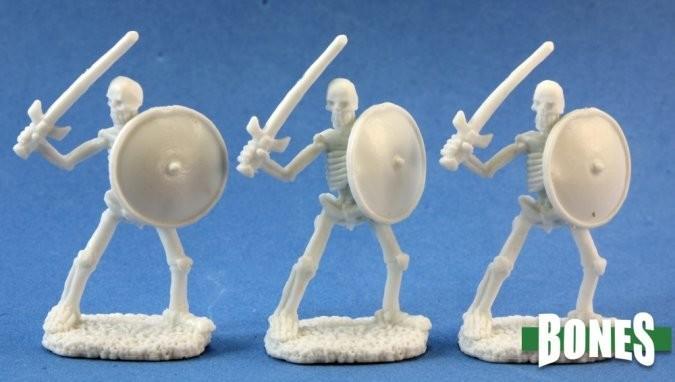 Bones: Skeletal Swordsman (3)