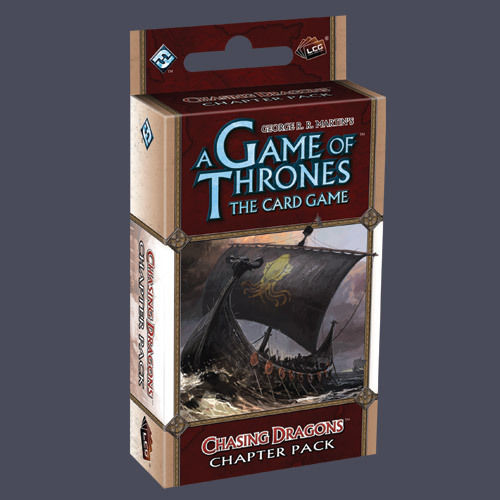 A Game of Thrones: Chasing Dragons Chapter Pack