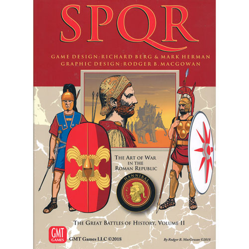 SPQR Deluxe Edition, 2nd Printing