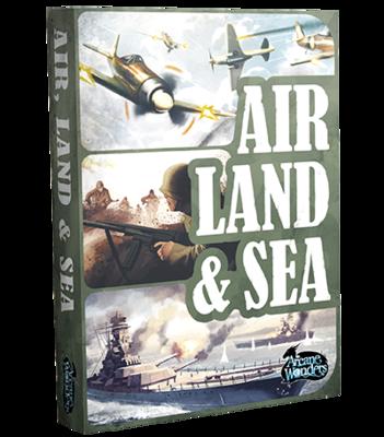 Air, Land, & Sea (Revised Edition)