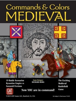 Commands & Colors: Medieval (Core Game) (DING/DENT-Light)