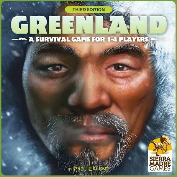 Greenland, 3rd edition