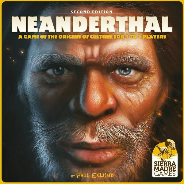 Neanderthal, 2nd Edition