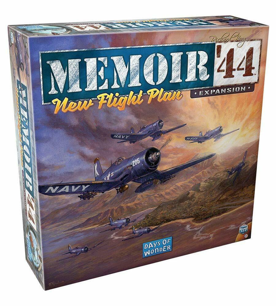 Memoir '44: New Flight Plan Expansion (DING/DENT-Very Light)