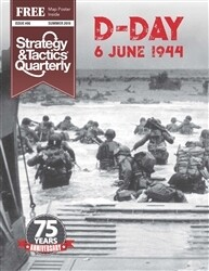 Strategy & Tactics Quarterly: D-Day - 6 June 1944, 75th Anniversary