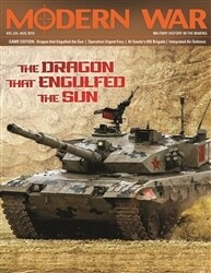 Modern War: The Dragon that Engulfed the Sun