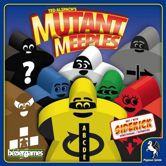 Mutant Meeples (DING/DENT-Medium)