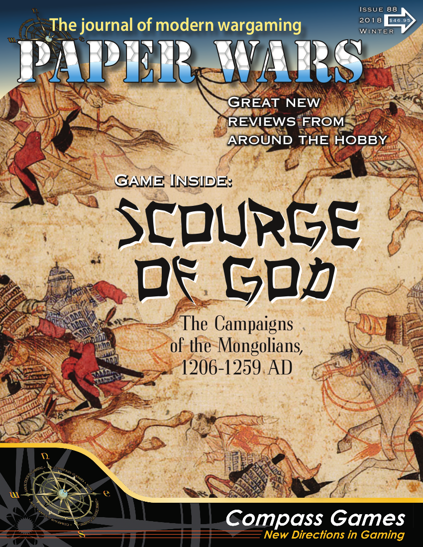 Paper Wars: Scourge of God